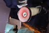 "9""-230MM Free-hand angle grinder cutting wheels FOR STEEL"