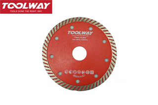 Cold Press Moire Saw Blade with Fine Teeth