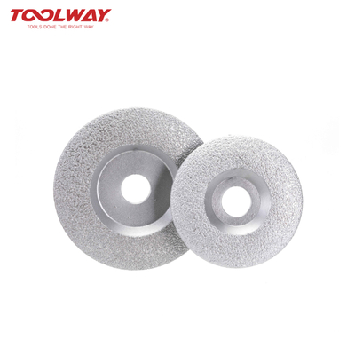 Vacuum Brazing Diamond Grinding Wheel